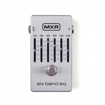 MXR M109S 6 band qeualizer