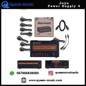 Joyo Power Supply 4
