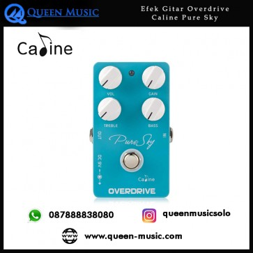 Caline CP-12 Pure Sky Timmy Overdrive