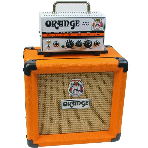 Orange Micro Terror Head and PPC108 Cabinet - Queen Music - Toko ...