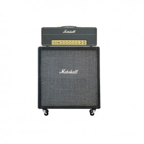 Marshall JTM45 2245 Head Amplifier + CAB 1960AX