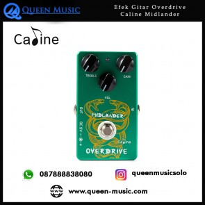 Caline CP-49 Midlander Tubescreamer Clone Overdrive Pedal