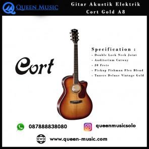 Cort Gold A8