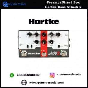 Hartke Bass Attack 2 Bass Preamp