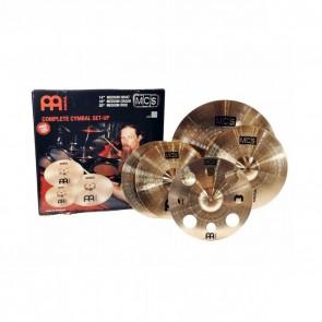 Meinl MCS Pack + 16 TRC