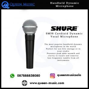 Shure SM 58 LC