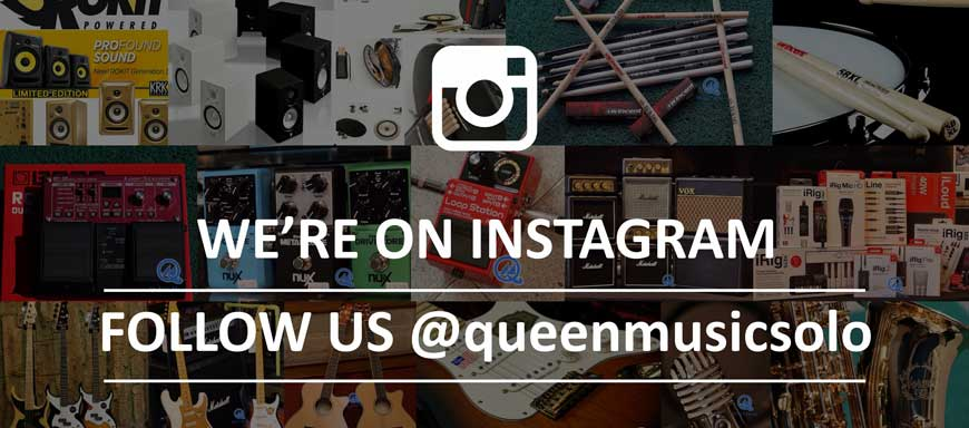 Follow us on @queeenmusicsolo