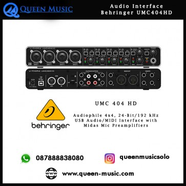 Behringer UMC404HD