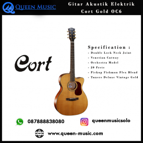 Cort Gold OC6