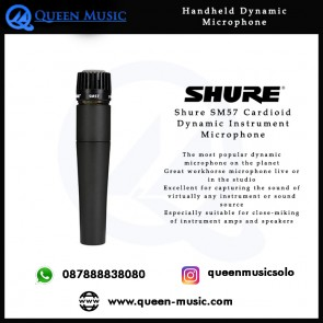 Shure SM 57-LC-X