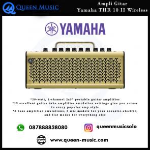 Yamaha THR 10 II Wireless