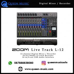 Zoom Live Trak L12