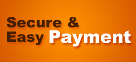 Secure & Easy Payment